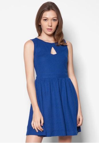 Shontelle 鏤esprit門市空束腰洋裝, 服飾, 夏日洋裝