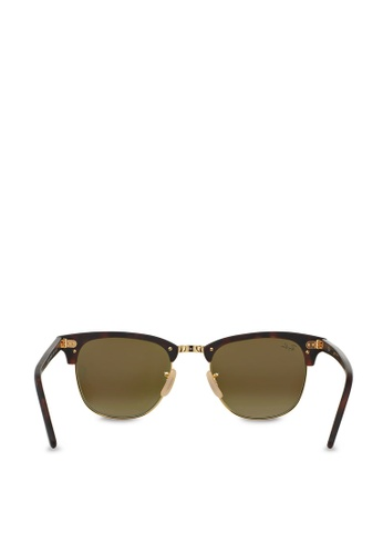 d1d0423b4b6 Buy Ray-Ban Clubmaster RB3016 Sunglasses Online on ZALORA Singapore