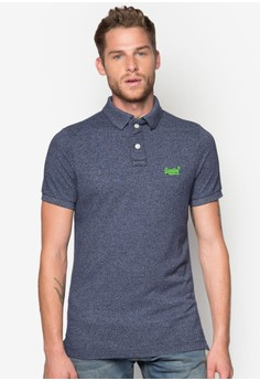 Grindle Short Sleeve Pique Polo Tee