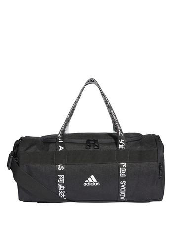 ADIDAS black 4athlts duffel bag xs A4F32AC9D99747GS_1