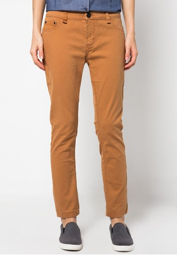 Point One ALESSA Second Skin Skinny Light Brown
