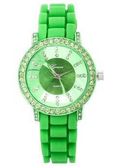 Ladies Quartz Analog Fashion Watch GENEV-153