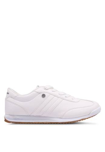 North Star white Laced Up Sneakers 119FASHA71EB53GS_1