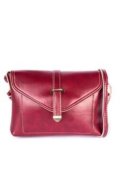 28466 Envelope Sling Bag w/ Adjustable Strap