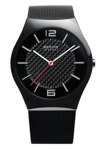 Bering black Ceramic 32039-449 Black 39 mm Men's Watch DC650ACFD0E7C1GS_1