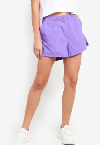 Cotton On purple Miki Sport Shorts 696EAAAAFCD9D0GS_1