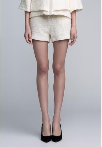 軟呢短褲, esprit hk store服飾, 西裝短褲