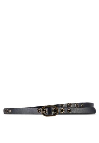 niko and ... black Skinny Belt E2F36AC6C9E0B0GS_1
