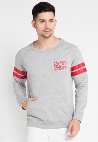 RA Jeans grey Ramj6 131 M7 Ls RA626AA0VXWFID_1