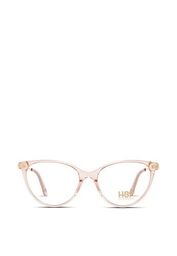 HSF Eyewear HSF Eyewear Emma Clip On Rose Gold 18C3FGL4F2D423GS_1