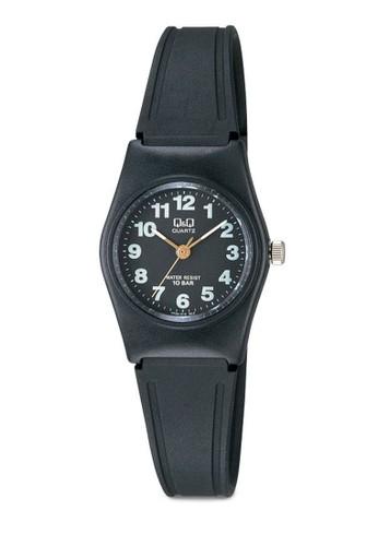 Q&Q VPesprit 會員35J010 數字細帶休閒手錶, 錶類, 其它錶帶