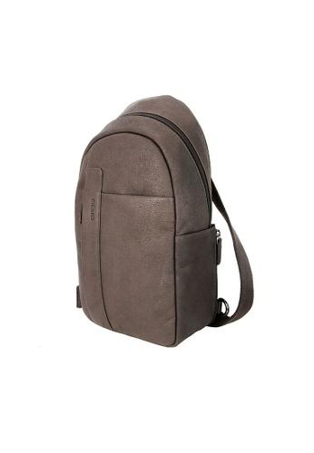 6b3ff92c0239 Picard brown Picard Buffalo Bi Directional Strap Backpack PI517AC0G3FTSG 1