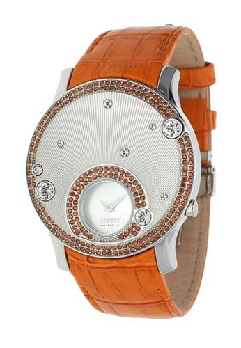 Esprit orange Esprit ESEL101632F06 GALENE ORANGE Ladies Watch 0382DAC43E15E4GS_1