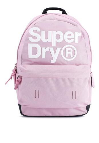 SUPERDRY pink Edge Montana BAAEAAC57974B6GS_1