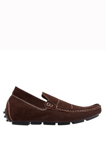 Keeve brown Keeve Shoes Peninggi Badan Formal 128- Hitam 27486SH0DB2EF2GS_1