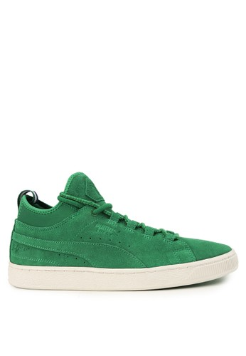 new concept a4f6c 08b98 Suede Mid BIG SEAN