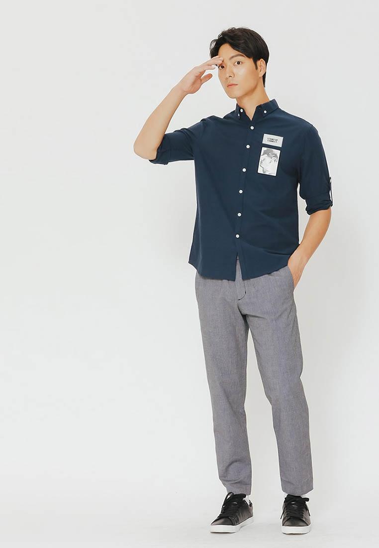Portrait CONNECT Unqiue H Navy Shirt 68dqx4wxS