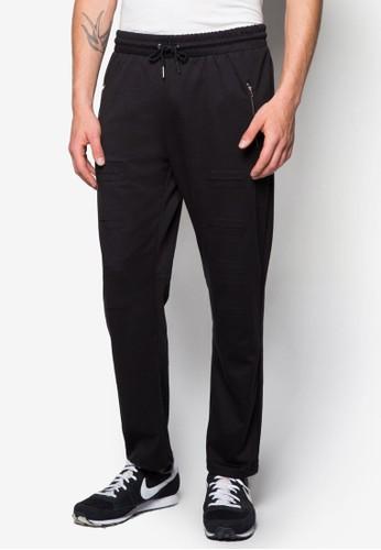 拉鍊口袋運動長褲, 服飾, esprit童裝門市直筒褲