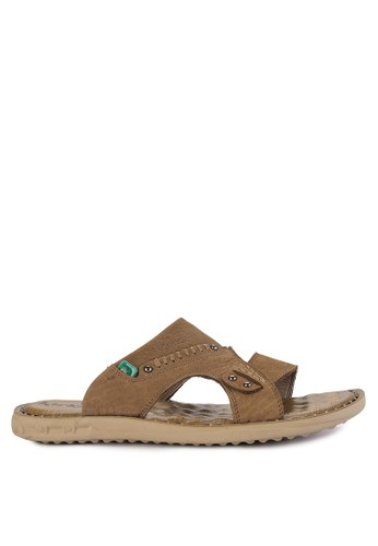 Kickers brown Man Shoes 3120Le EB483SH351476CGS_1