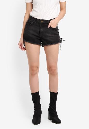 Billabong black Tide Out Shorts BI783AA0SYJ9MY_1