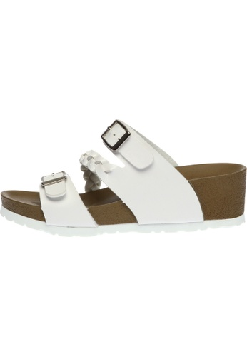 paperplanes SNRD-225 Casual Summer 2-Belts Wedge Slippers Sandals Shoes US Women Size PA110SH07AXGHK_1