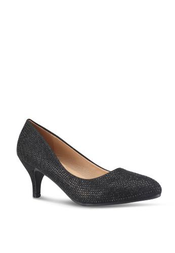 c76d5fe4bc8 Buy Spiffy Elegant Evening Formal Ladies Heels Online on ZALORA Singapore