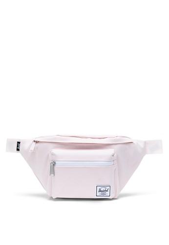 Herschel pink Seventeen Hip Pack 20810AC95290AAGS_1