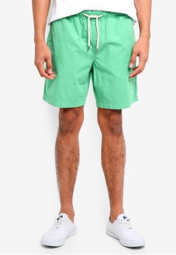 Jack Wills green Cober Drawstring Shorts 2DD52US43AD139GS_1