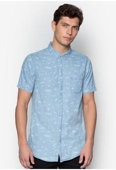 Denim Longbase Shirt
