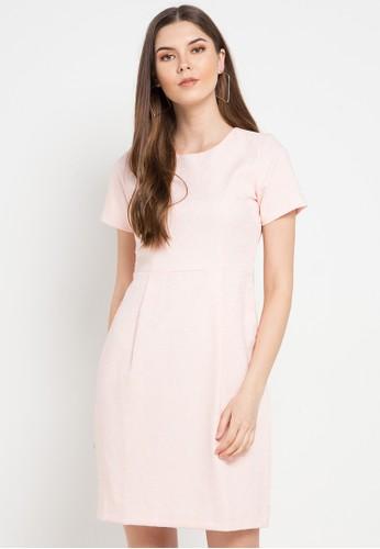 EPRISE pink Chaya Dress 4FDBEAA1A34916GS_1