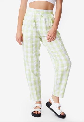 Cotton On multi Ultimate Pleat Pants 7D0E0AACE57220GS_1