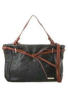 Belted Shoulder Bag