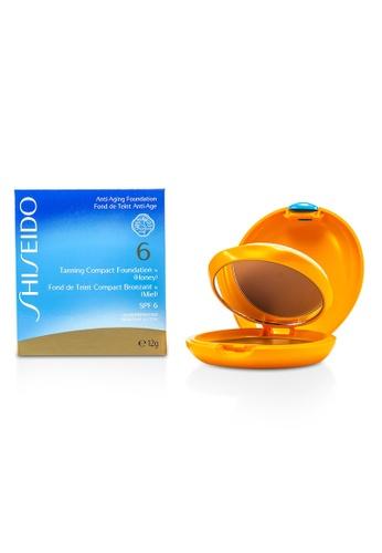 Shiseido SHISEIDO - Tanning Compact Foundation N SPF6 - Honey 12g/0.4oz EB780BE7540D5FGS_1