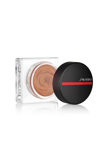 Shiseido pink Shiseido Makeup Minimalist WhippedPowder Blush,04 Eiko 6DD68BEA3634EFGS_1