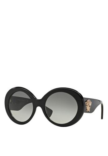 esprit暢貨中心Rock Icons Medusa 太陽眼鏡, 飾品配件, 大框