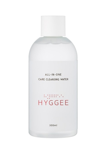 HYGGEE Hyggee All-In-One Care Cleansing Water 300ml BE4F9BEFC3C330GS_1