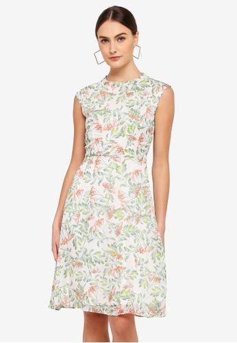 FORCAST white Penelope Sleeveless Dress 7EE29AA55A16C2GS_1