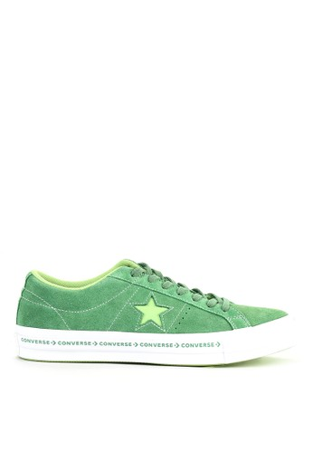 Converse green One Star 54533SHA0FCBDCGS_1