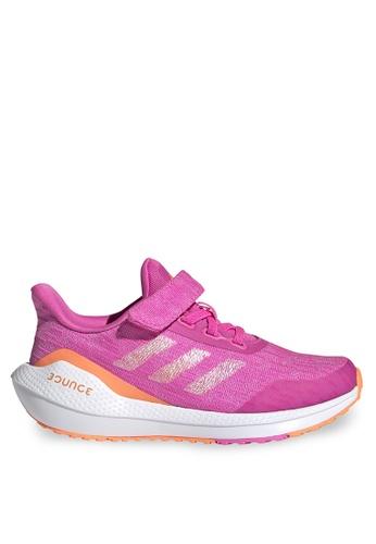 ADIDAS pink eq21 run shoes DC880KS6E822B2GS_1