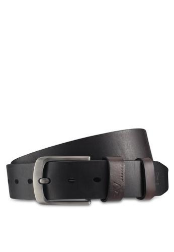 RAV Design brown 40MM Leather Belt B4666AC4688980GS_1