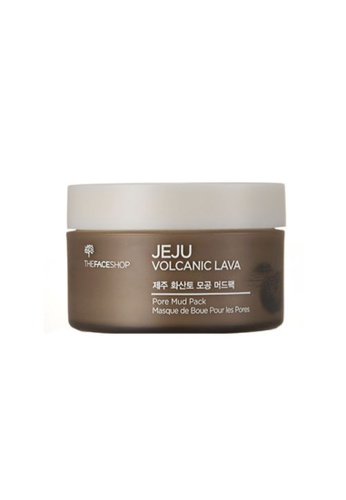 THE FACE SHOP Jeju Volcanic Lava Pore Mud Pack 79EE1BE3F194E8GS_1