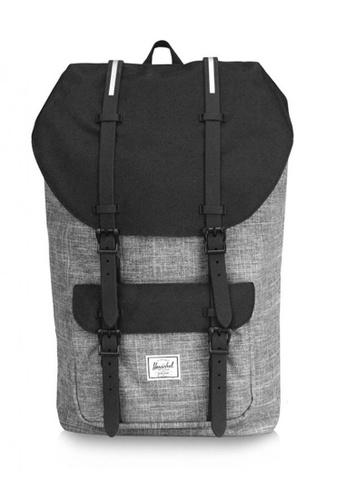 Herschel grey Little America Backpack A4CCCACE7FFFB7GS_1