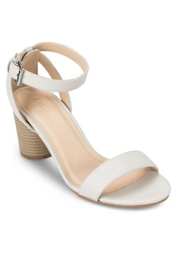 經典粗跟涼鞋, 女鞋, zalora 鞋評價鞋