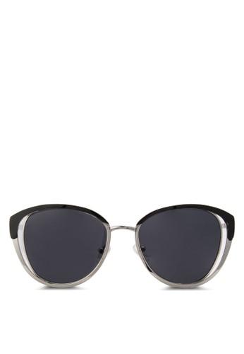 Londonderry 貓眼太陽眼鏡zalora時尚購物網的koumi koumi, 飾品配件, 飾品配件