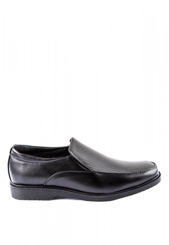 Otto black Slip On Formal Shoes FF947SH4DFDAD9GS_1