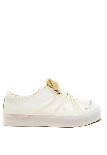 CDE white CDE Yuel Folded Sneaker Women CD965SH54LKVID_1