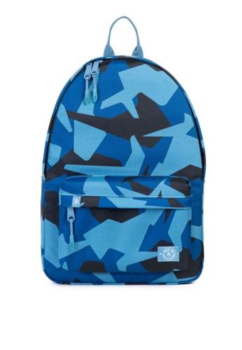 Parkland blue Vintage  Backpack PA381AC08ZNNMY_1