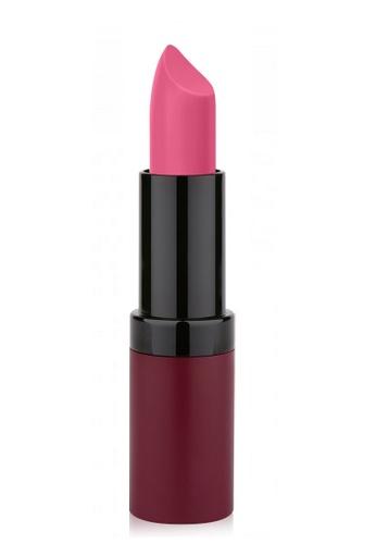 GOLDEN ROSE pink VELVET MATTE LIPSTICK - 08 GO743BE43FOEMY_1