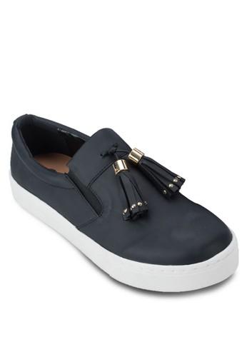 流蘇厚底懶人鞋, zalora鞋子評價女鞋, 休閒鞋