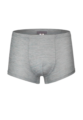 Tani grey Tani LuxeLine Men's Trunks T29335T 93A40AAEC13E27GS_1